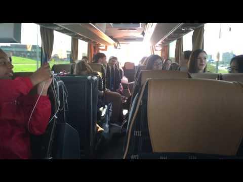 Karaoke bus ride