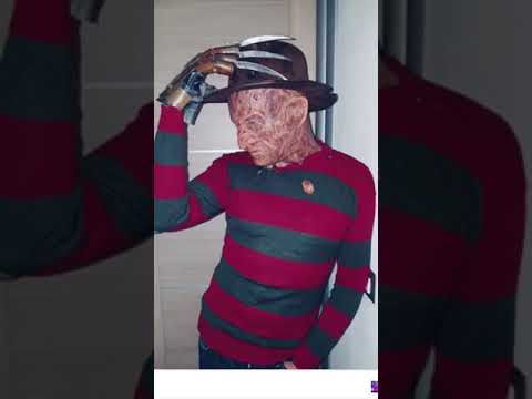 Freddy krueger silicone mask ultrasoft nightmare new horror cosplay halloween remake ultra detailed