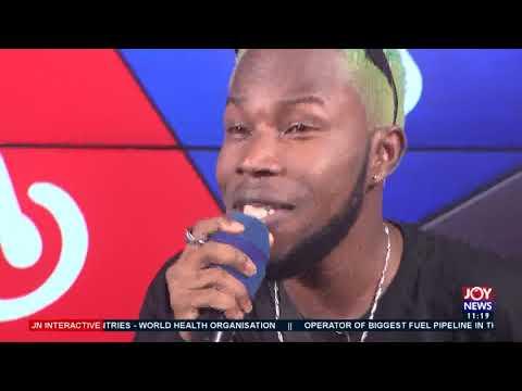 Shades O performs Live - JoyNews Interactive (13-5-21)