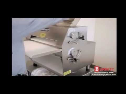 A Closer Look: Somerset Industries Dough Sheeters   YouTube