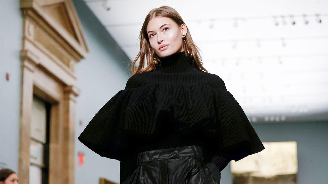 Carolina Herrera Fall Winter 2019 2020 Full Fashion Show Exclusive