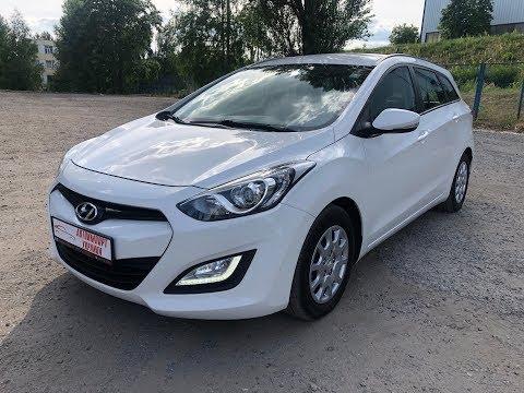 Hyundai I30 Второе поколение | Авто из Германии | Автопригон | Сумы авто