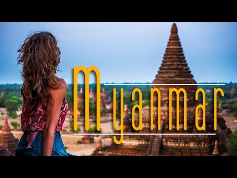 Myanmar Cinematic – A travel movie