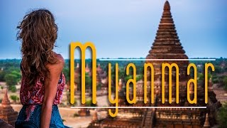 Myanmar Cinematic - A travel movie
