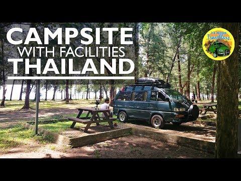 S3 EP 1   #VanLife THAILAND   IN A DIY MICRO CAMPERVAN