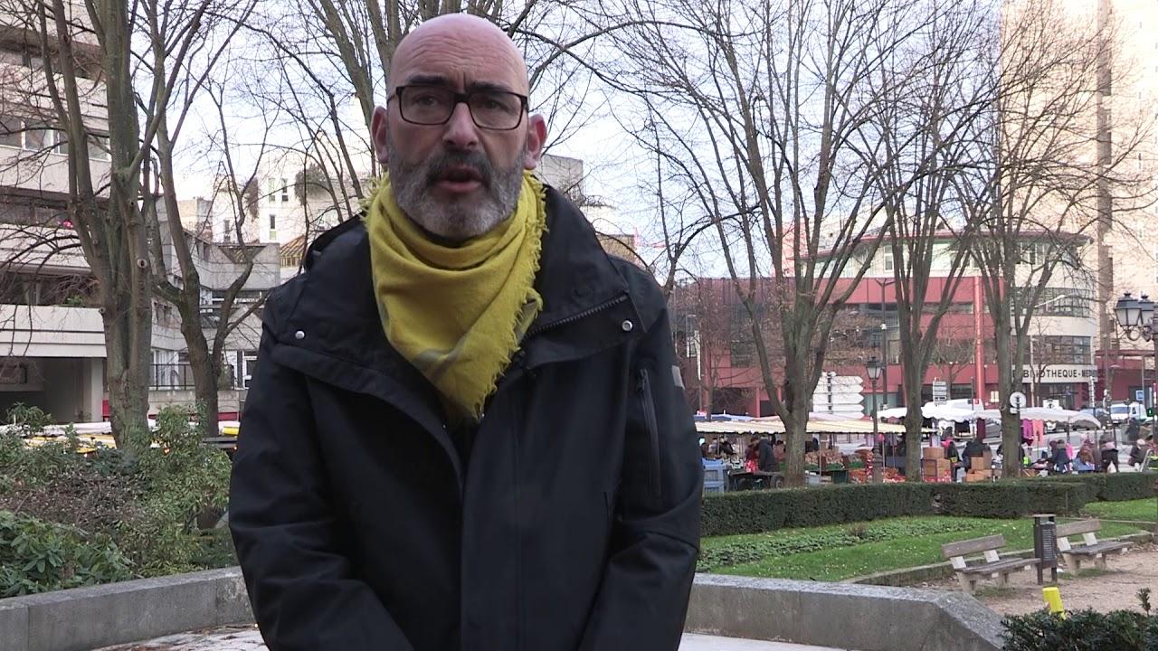 Youtube Video : Philippe Bouyssou réagit aux annonces du Président