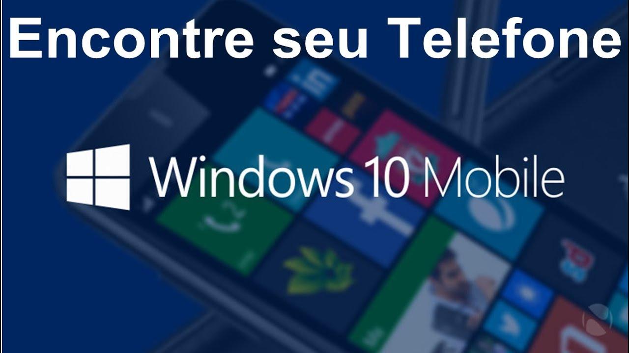 localizar celular windows live