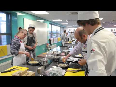 Skills Kitchen Opening - Michael Caines Cookalong