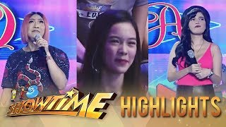 "It's Showtime Miss Q & A: Bela gets jealous of ""Ate Girl"""
