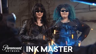 Flash Challenge Preview: Bent Out Of Shape - Ink Master, Season 8