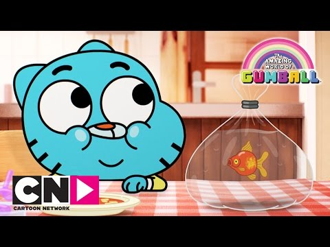 The Amazing World of Gumball | Flushing The Fish | Cartoon Network