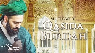 Ali Elsayed - Qasida Burda Sharif | Granada, Spain