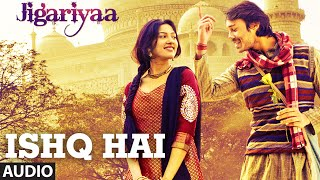 Exclusive: Ishq Hai Full AUDIO Song | Jigariyaa | Javed Ali | Agnel Roman, Faiza …