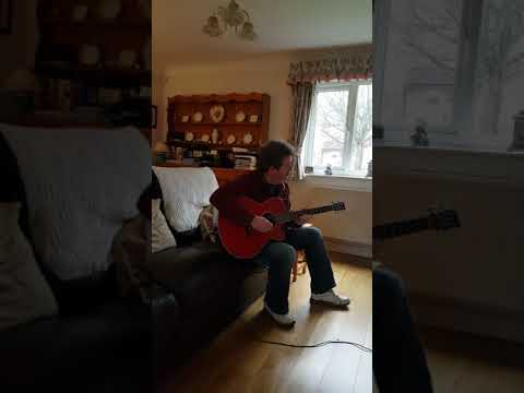 'When you were sweet sixteen' Instrumental. Tanglewood Evolution TSF CE