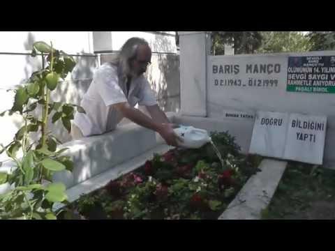 Barış Manço'nun Mezarı'nı Ziyaret Edeceğiz. (01.02.2015)