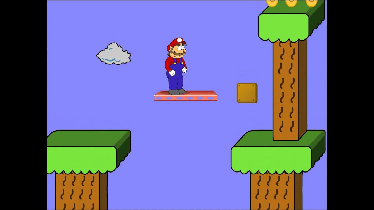 super mario flash 8