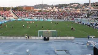Cosenza - Siena prepartita finale playoff Serie C