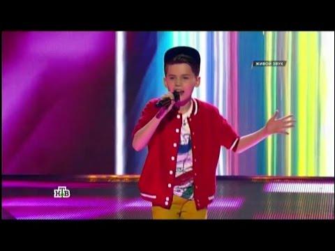 Красноярский школьник поразил жюри шоу «Ты супер!» взрослым исполнением песни