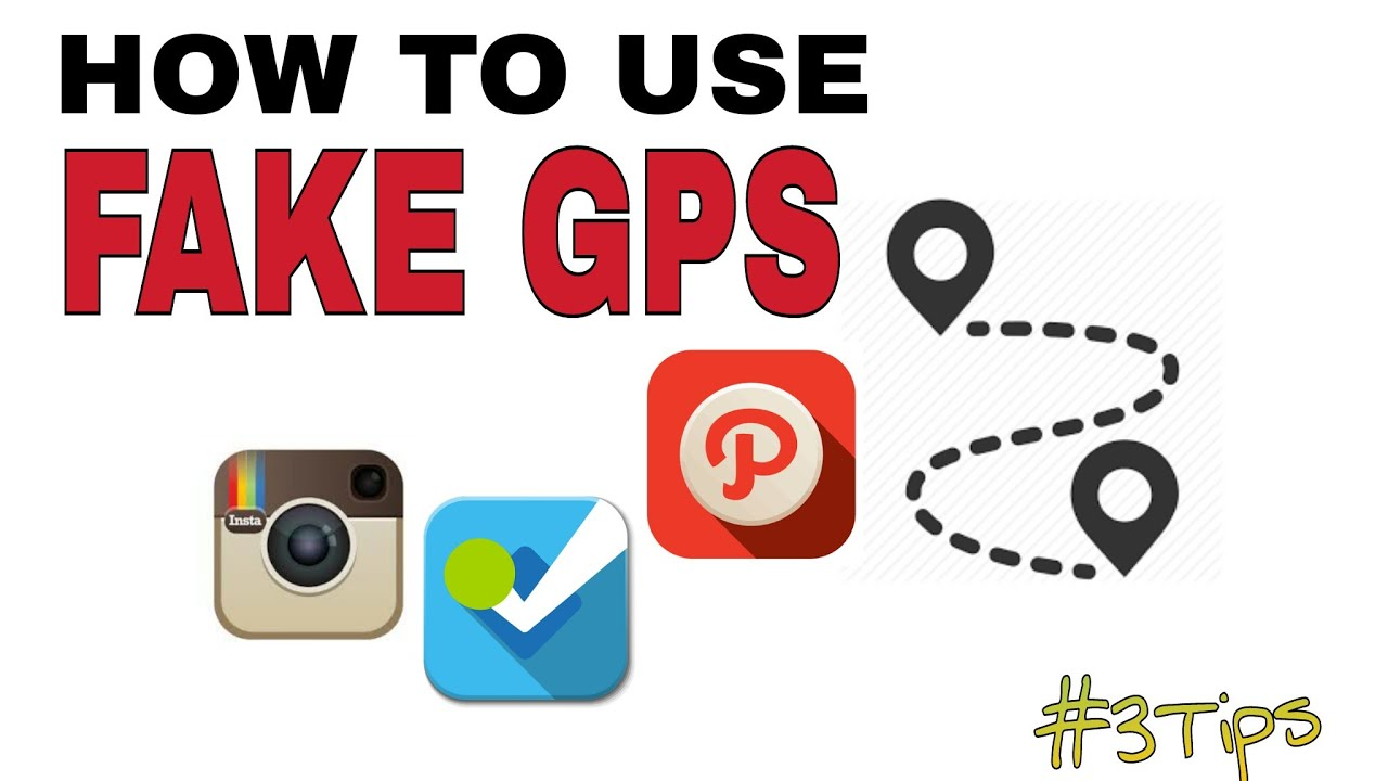 HOW TO USE FAKE GPS [TIPS and TRICKS]