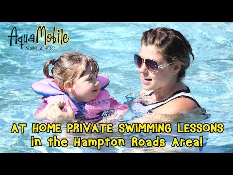 Hampton Roads Area, Virginia At Home Swim Lessons