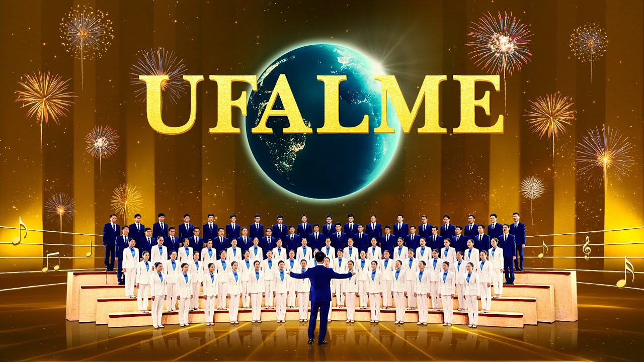 "Swahili Gospel Choir Song ""Ufalme"" 