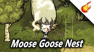 MOOSE GOOSE NEST Setpiece Overview - Don't Starve Together