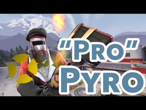 Moving with the Line | TF2 Pyro Commentary