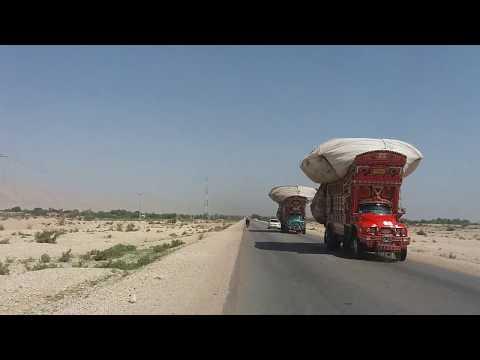 Karachi to Sehwan Indus Highway | Most Dangrous Road in Pakistan