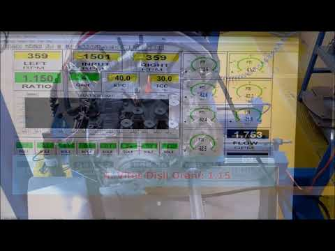 Фото к видео: Mazda 3 Otomatik Şanzıman Tamiri ve Testi - FW6A EL - ATCO