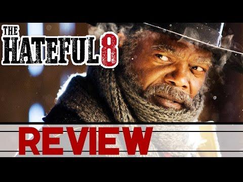 THE HATEFUL 8 Trailer Deutsch German & Review Kritik (HD) | Quentin Tarantino