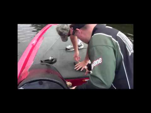 The Reel Deal Fishing Show Upper Greenwood Lake with guest George Wilson