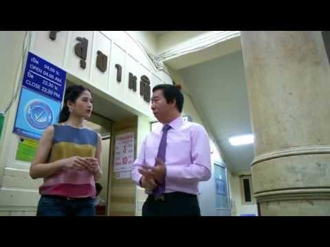 ภาษาอังกฤษติดล้อ ตอน A day at the Bangkok Railway Station (1)