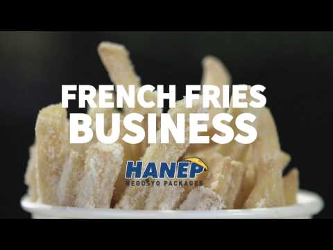 Hanep Negosyo French Fries Business
