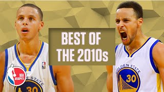 Steph Curry's best moments of the decade