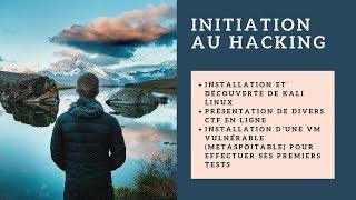 Atelier du Club de Hacking de l'Université Laval : l'initiation au hacking