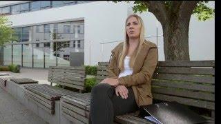 Katharina L. beantwortet Fragen zum Studium Verkehr, Transport und Logistik an der FH Erfurt