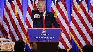 Trump compare les méthodes des services secrets aux méthodes nazis