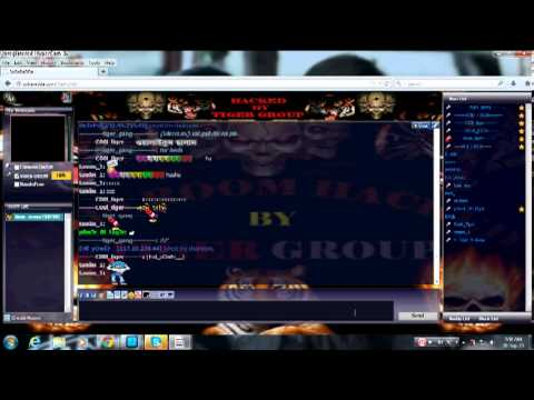 Www.sobaradda.com/flashchat/ THIS ROOM HACKED BY T1G3R GROUP