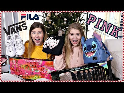 What I Got for Christmas 2018  Taylor and Vanessa