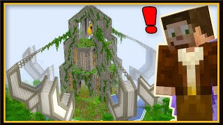 Hermitcraft S7 Ep 56: Transforming Mumbo's Old Base!