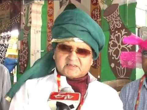 RANA chairman Prem Bhandari offers chadar at Ajmer Sharif