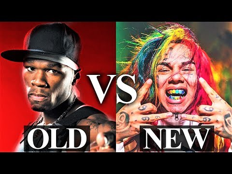 Old School Rap Vs. New School Rap (Part 6)