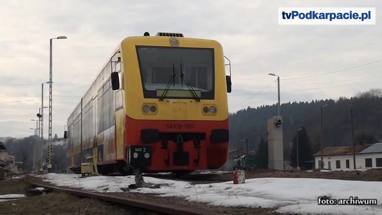 SANOK / ZAGÓRZ: Pociągi wrócą na tory. Trzy pary, siedem dni w tygodniu? (VIDEO, KOMENTARZE)