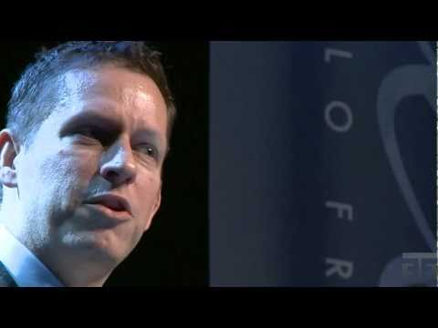 Peter Thiel - Three Dimensions of Transparency
