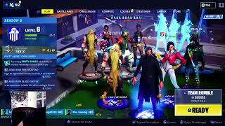 Future Season 9 Fortnite in here!!! Item shop giveaway!!! Playing w/subs to Celebrate Season 9!