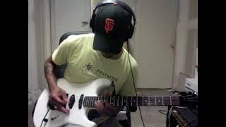 Travis Scott - Astrothunder (Guitar Cover)