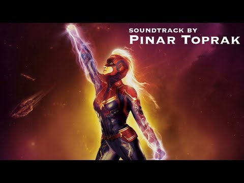 Main Theme - Captain Marvel - Pinar Toprak