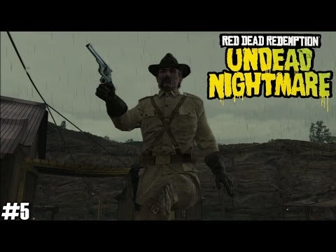Red Dead Redemption Undead Nightmare Walkthrough: Mission 5 American Imperialism