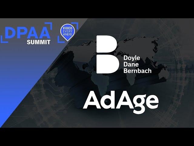 Justin Thomas-Copeland, CEO – DDB | Dan Peres, Editor-in-Chief – Ad Age