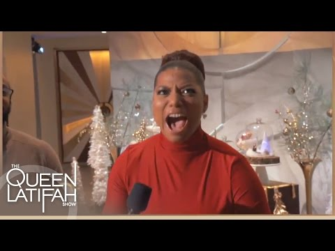 Queen Latifah Shares Fun Moments You Missed on The Queen Latifah Show!